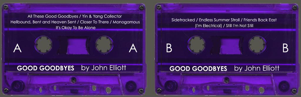 Good Goodbyes Cassette